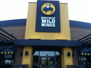 Buffalo Wild Wings at Serramonte