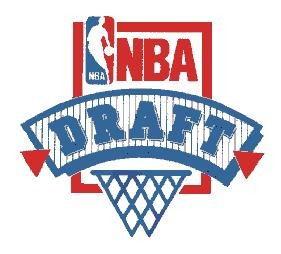 (Photo Courtesy of The Hoops Report) Upcoming 2013 NBA draft logo.