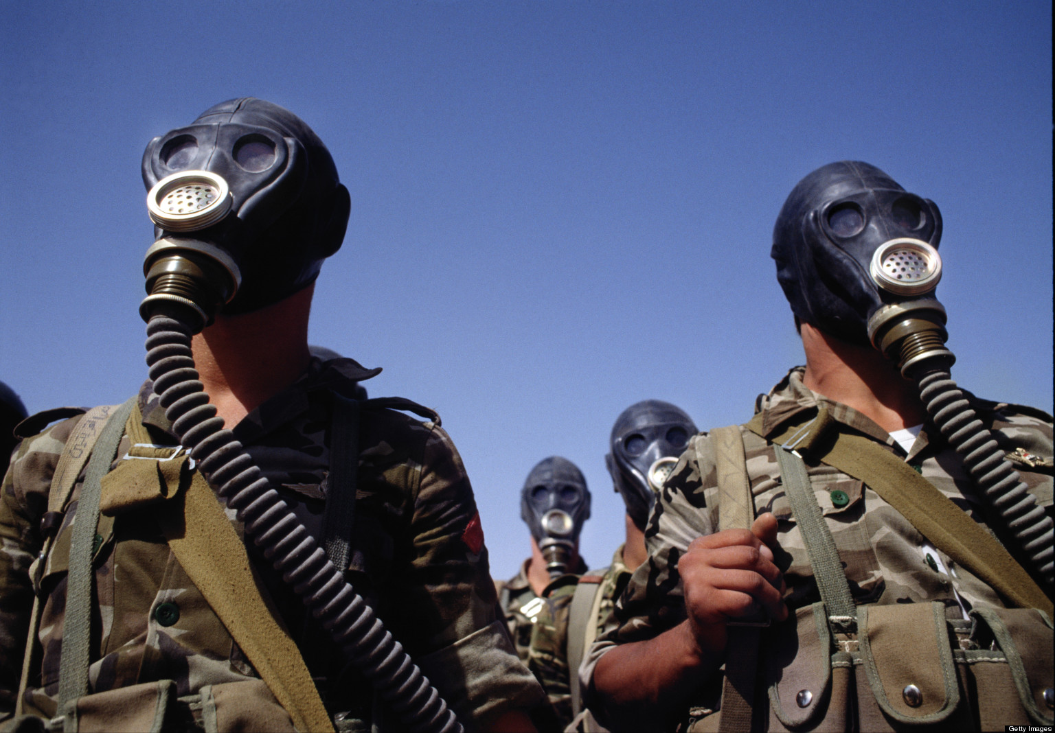 Syria Uses Chemical Weapons on Their Own People | The Weekly Fog