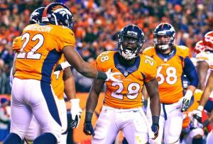 (photo courtesy of bleacherreport.com) Montee Ball's (28) two touchdowns secured the 27-17 victory over the Chiefs