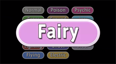 Fairy type introduced. ~Photo courtesy of Cerulean.
