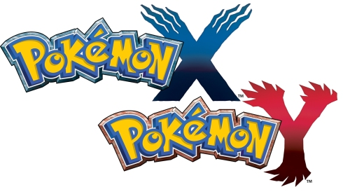 Pokemon X and Y logo. ~Photo courtesy of eGamers.