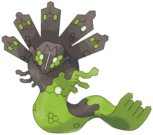 Zygarde, the Order Pokemon. ~Photo courtesy of DragonSpore.