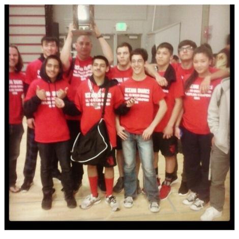 Oceana's 2014 Wrestling Team